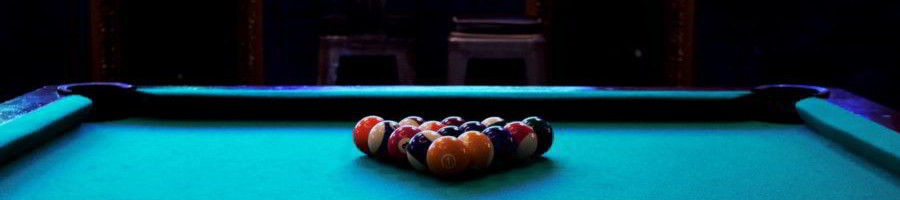 Greenville Pool Table room sizes featured