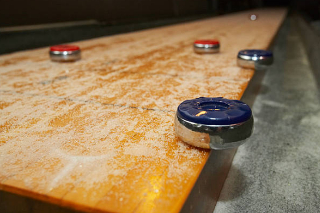 SOLO® Shuffleboard Movers Greenville NC, North Carolina.